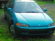 1993 honda Honda Civic Si Hatchback 3-Door